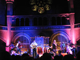 music slow club union chapel