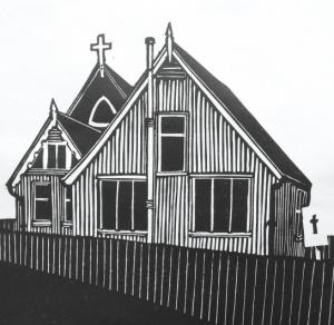 Old Heath Chapel II £25