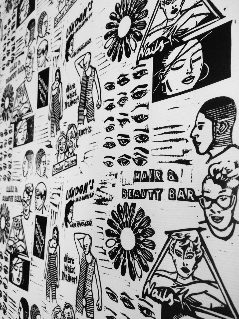 Elephant & Castle Beauty Salons Wallpaper